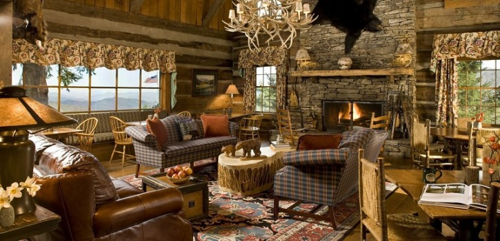 What Is Rustic Style Decorating?