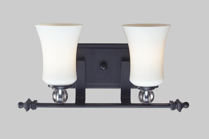 bathroom vanity lighting 604 2v 2 light vanity light matte black