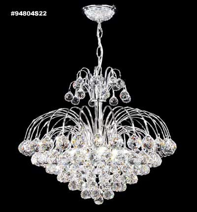 Spectra crystal chandelier