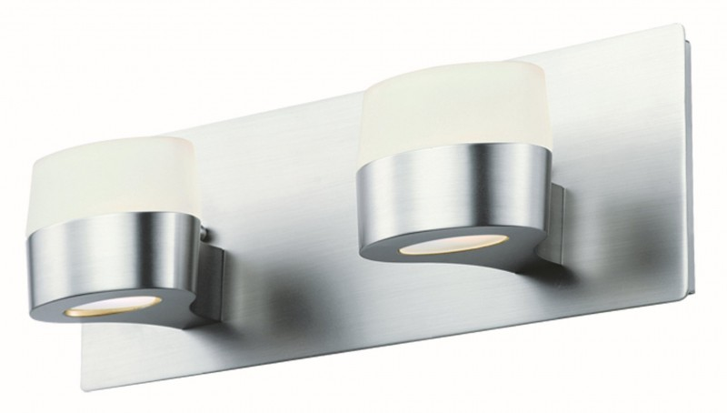 Junction Box For Vanity Light : DVI Lighting - DVP6822BN Europa Two Light Vanity - DistrictDecor