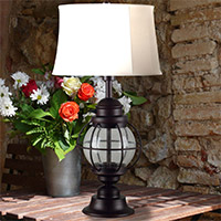 Outdoor Table Lamps