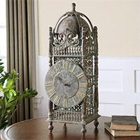 Table and Mantel Clocks
