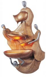 02262 Vestaglia Indoor Wall Fountain