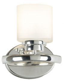 03390 Bow 1 Light Sconce