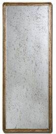 05022 Piave Antique Gold Mirror
