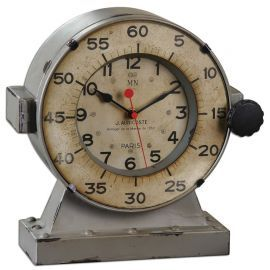 06096 Marine Table Clocks