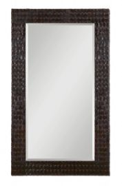 07610 Ballinger Dark Brown Mirror