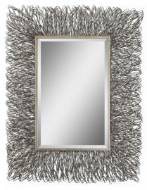 07627 Corbis Decorative Metal Mirror