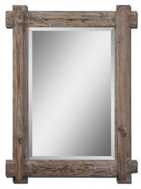 07635 Claudio Wood Mirror