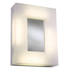 1018 PC Frost Estilo Wall Sconce