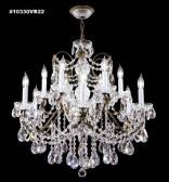 10330S22 IMPERIAL Crystal Chandelier