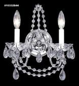 10332G44 REGAL Handcut/Polished Wall Sconce