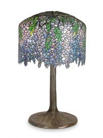 1037/184 Wisteria Tree Table Lamp