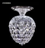 10392S22 IMPERIAL Crystal Semi-Flush
