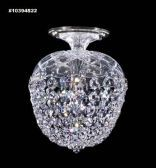 10394S22 IMPERIAL Crystal Semi-Flush