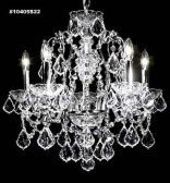 10405S11 SPECTRA Crystal Chandelier