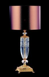 10737-024 1-light Table Lamp 24k Gold