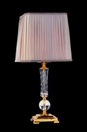 10758-024 1-light Table Lamp 24k Gold