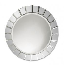 11900 B Fortune Frameless Round Mirror