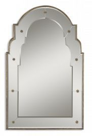 12595 B Gella Small Arched Mirror