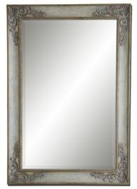 12825 Santerno Golden Ivory Mirror
