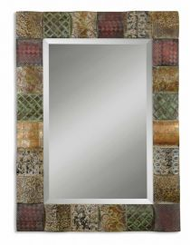 13367 B Ganya Decorative Metal Mirror