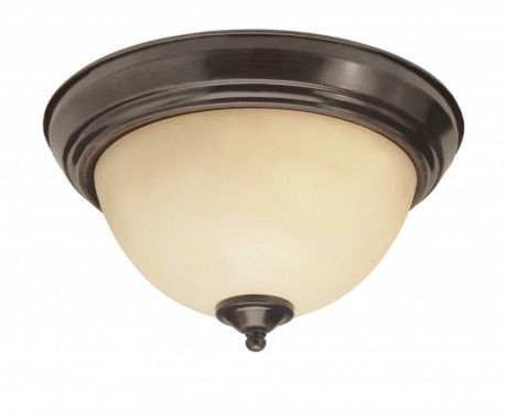 11 Inch Parlor Flushmount