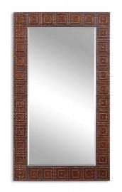 13646 Adel Oversized Bronze Mirror