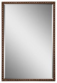 13749 Tempe Distressed Brown Mirror