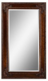 14201 Edeva Antique Gold Mirror
