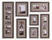 14458 Massena Photo Frame Collage, S/7