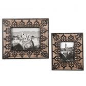 18563 Abelardo Photo Frames, S/2
