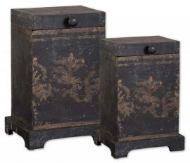 19320 Melani Decorative Boxes, Set/2