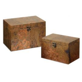 19827 Ambrosia Copper Boxes S/2