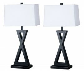 20138ORB Logan 2-Pack Table Lamp