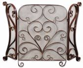 20278 Daymeion Metal Fireplace Screen
