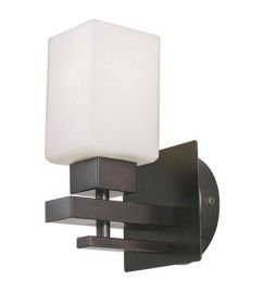 20452A 1-Light Wall Light, Oil Rubbed Bronze