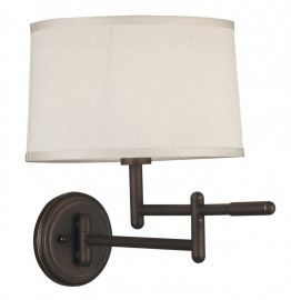 20942CB Theta Wall Swing Arm Lamp