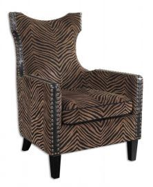 23003 Kimoni Wing Back Armchair
