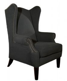23045 Taliaferro Wing Back Armchair