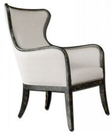 23073 Sandy Wing Back Armchair