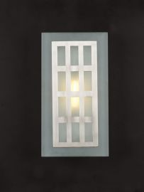 2312 SN Acid Frost Soho-II Wall Sconce