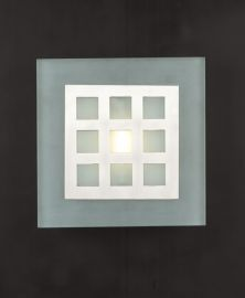 2316 SN Acid Frost Bali Wall Sconce