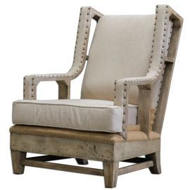 23615 Schafer Linen Armchair