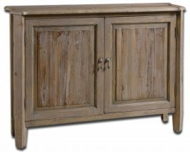 24244 Altair Reclaimed Wood Console Cabinet