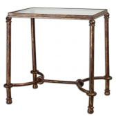 24334 Warring Iron End Table
