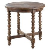 24346 Samuelle Wooden End table