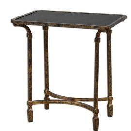 24363 Zion Metal End Table