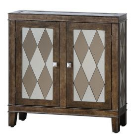 24374 Trivelin Wooden Console Cabinet