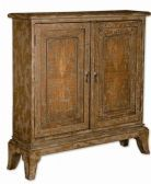 25526 Maguire Distressed Console Cabinet